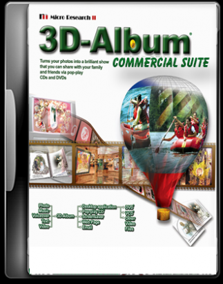 3D Album Commercial Suite Free Download