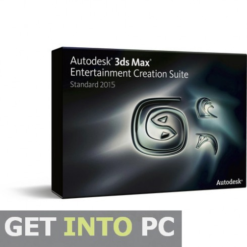 3ds Max Entertainment Creation Suite Standard 2015 Download For Free