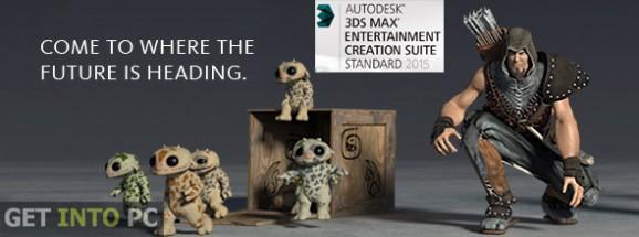 3ds Max Entertainment Creation Suite Standard 2015 Free