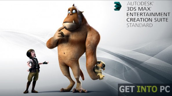 Free 3ds Max Entertainment Creation Suite Standard 2015 Download