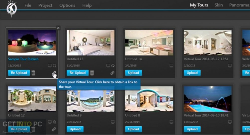 3DVista Virtual Tour Suite 2018 Offline Installer Download-GetintoPC.com