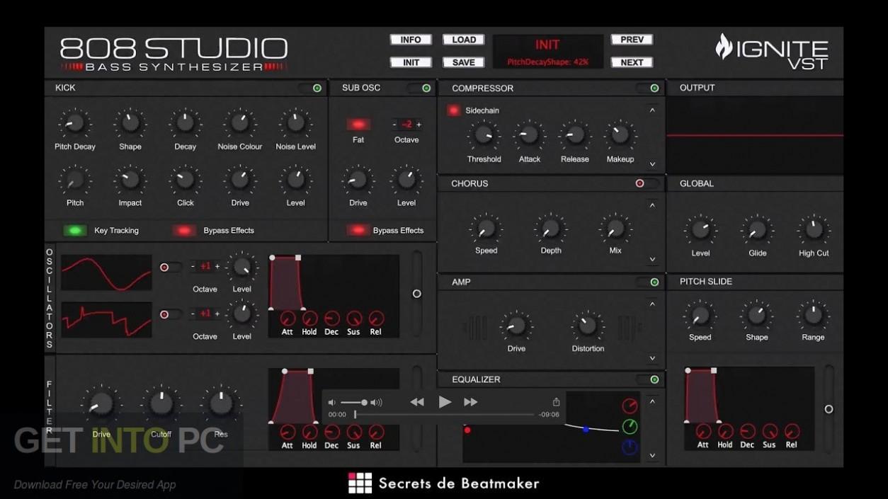 808 Studio VST Direct Link Download-GetintoPC.com