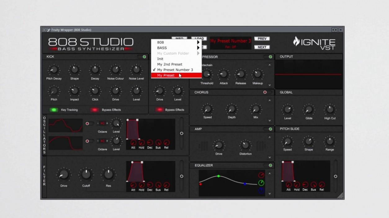 808 Studio VST Offline Installer Download