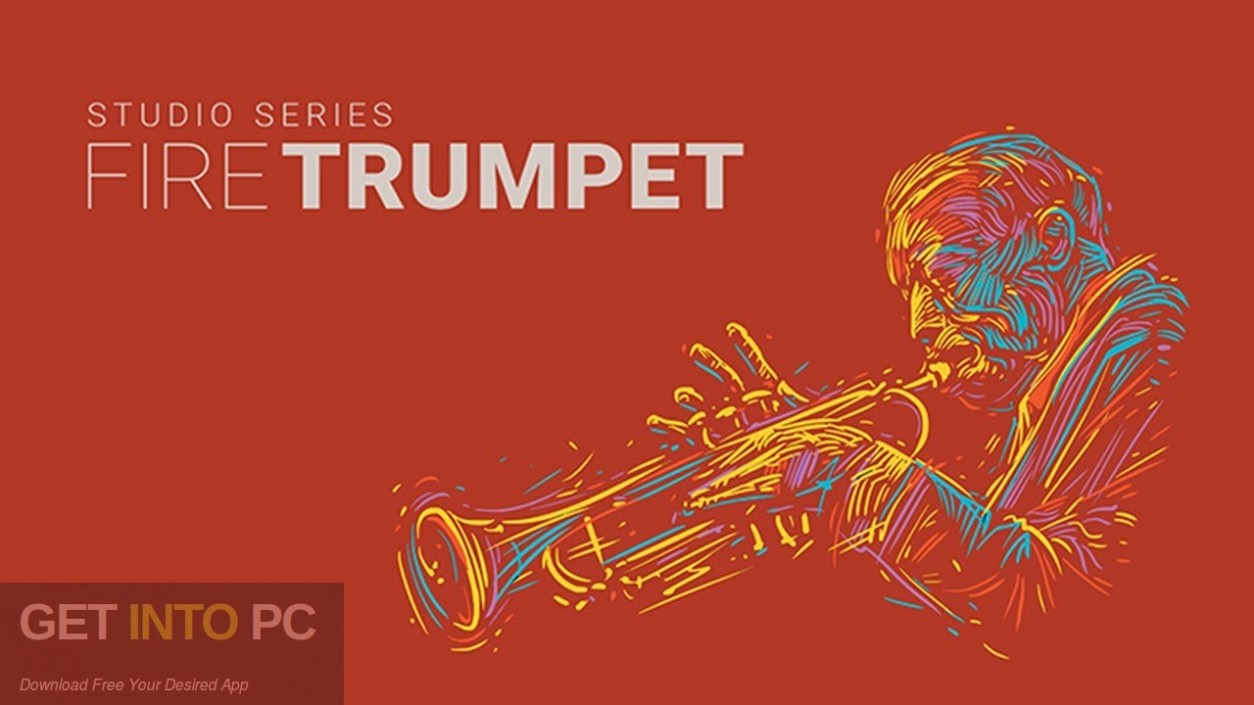 8dio - Sample Aid - Studio Series: Fire Trumpet (KONTAKT) Free Download