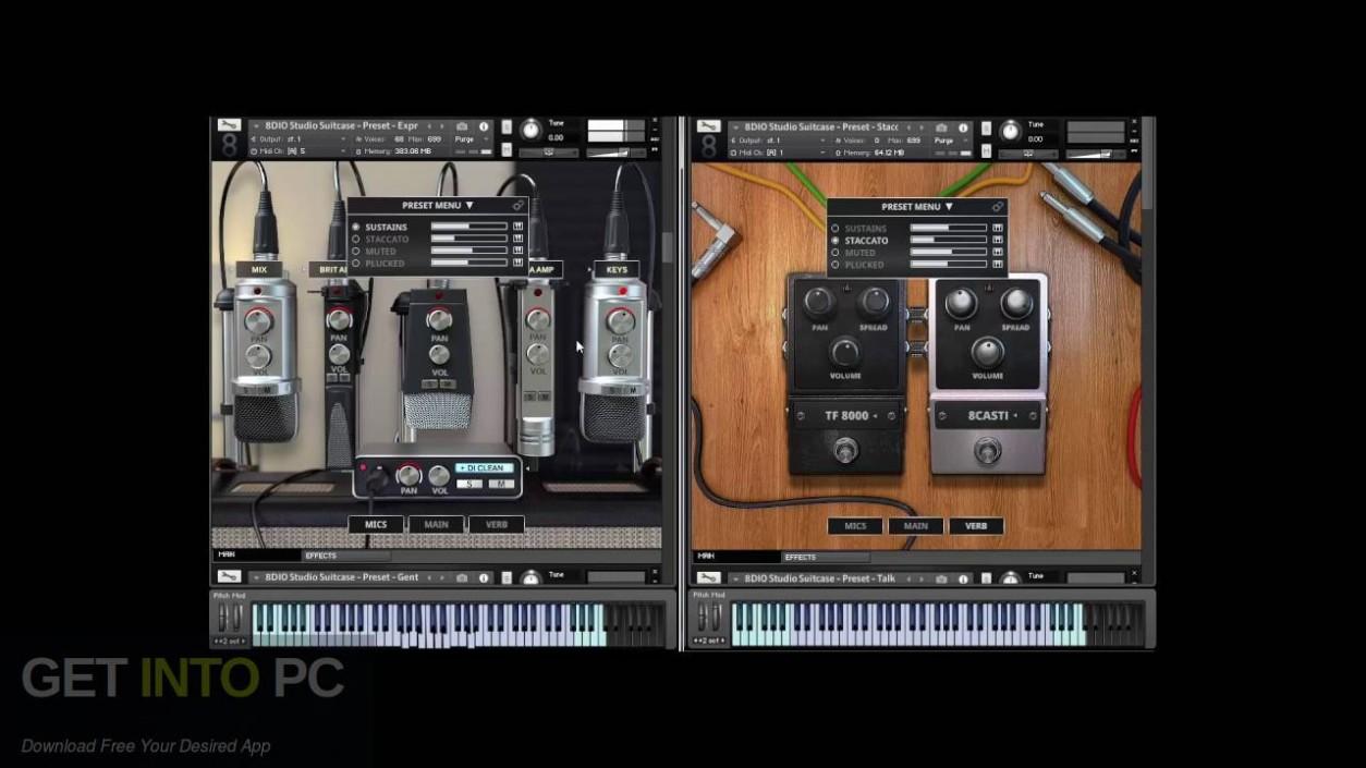 8Dio - the Vintage Studio the Series a Wurlitzer Electric's the Piano (KONTAKT) Offline Installer Download