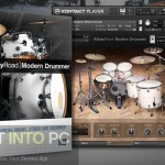 Abbey Road Modern Drummer Kontakt Library Free Download