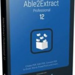 Able2Extract Professional 12.0.2.0 + Portable Free Download