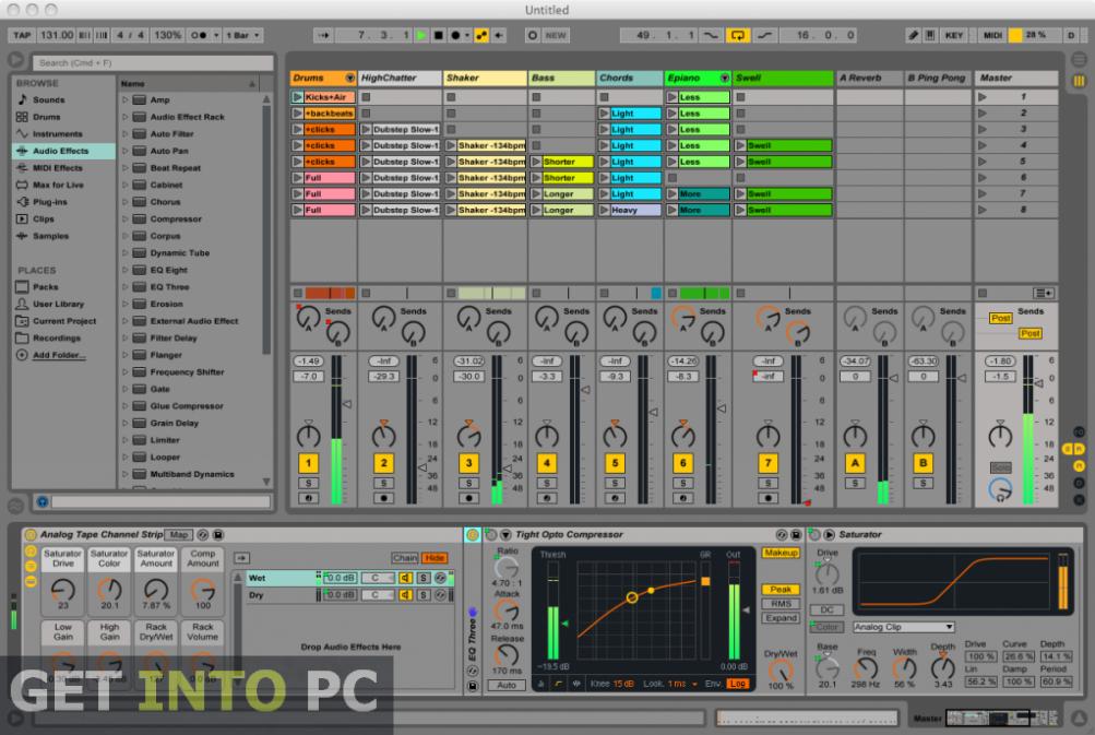Ableton Live 9 Suite Setup Free Download