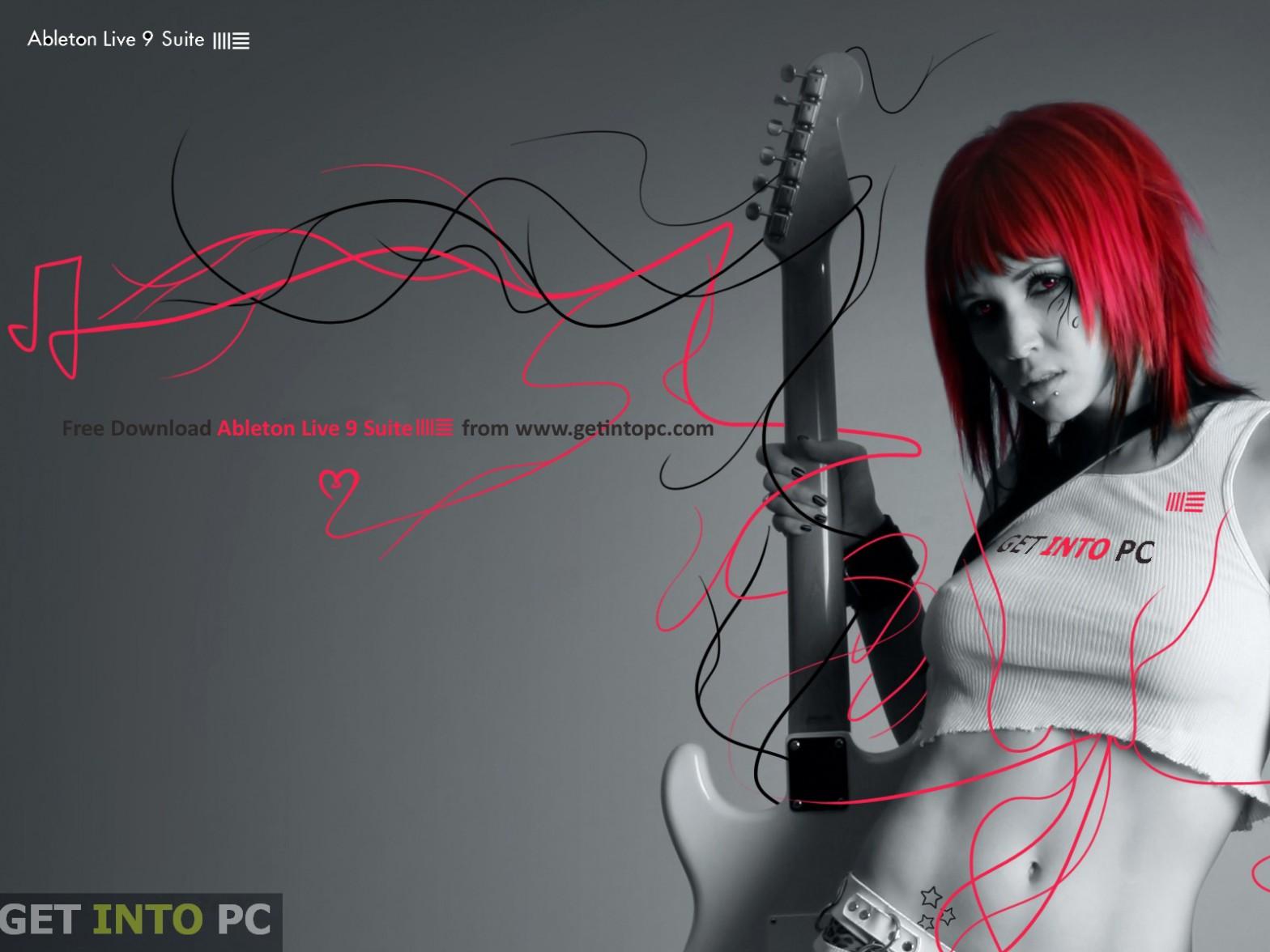 Free Ableton Live 9 Suite Download