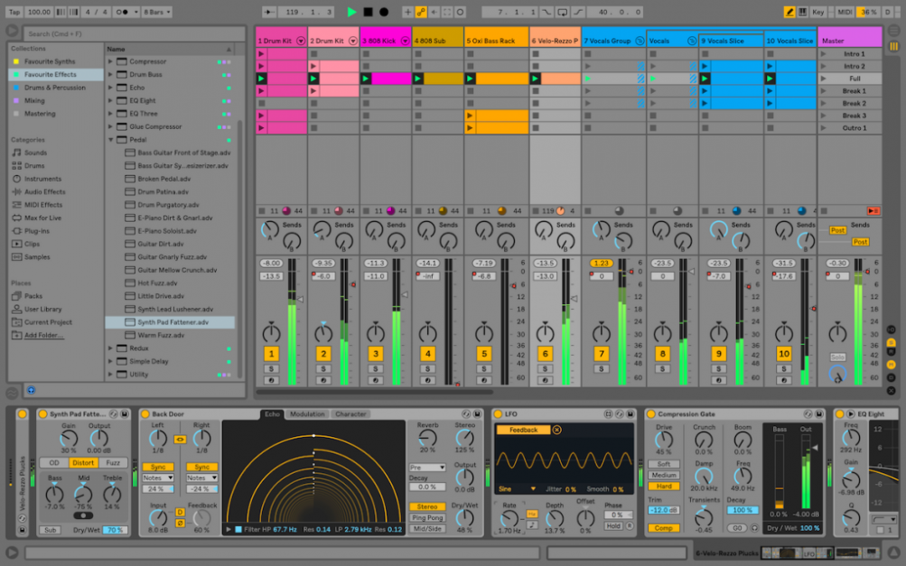 Ableton Live Suite 9.7.5 Offline Installer Download