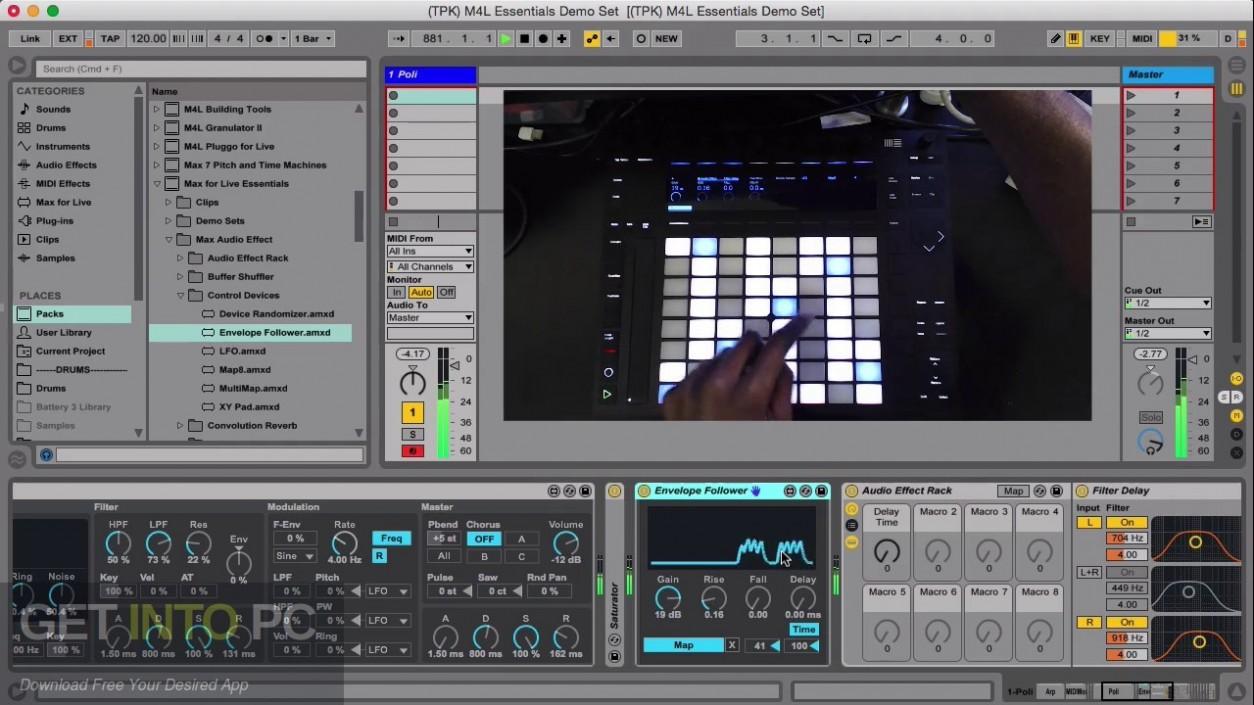 Ableton - Max for Live Essentials Direct Link Download-GetintoPC.com