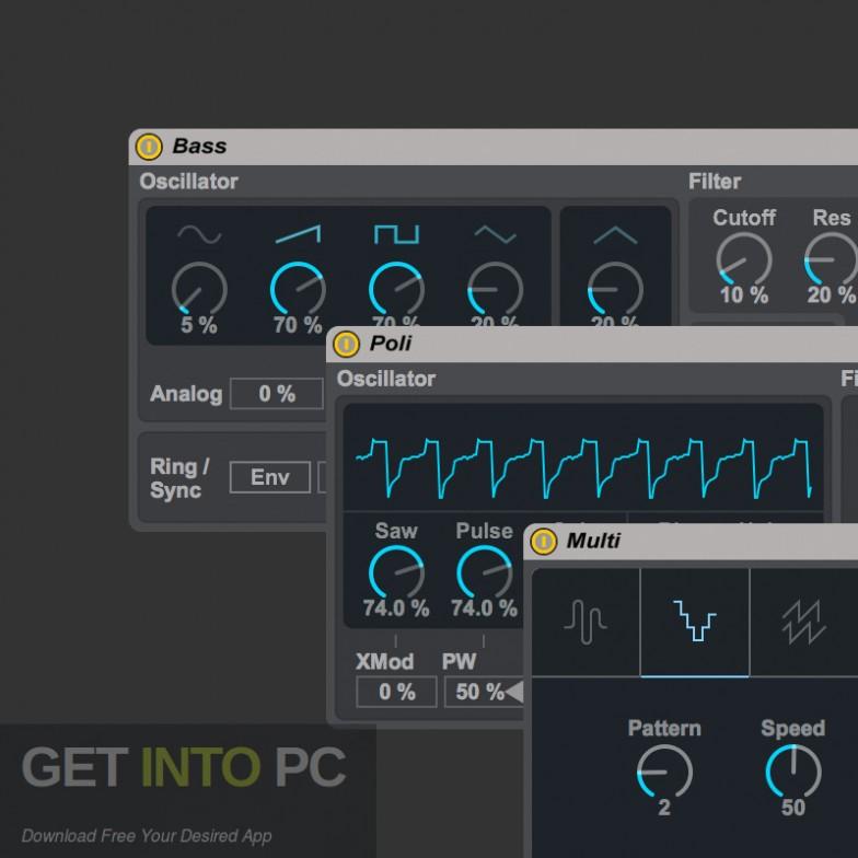 Ableton - Max for Live Essentials Offline Installer Download-GetintoPC.com