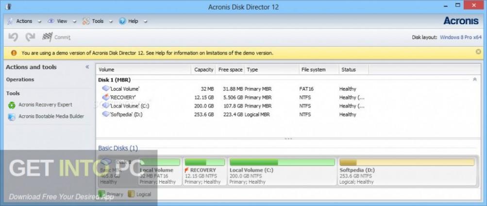 Acronis Disk Director 12.0.96 Direct Link Download-GetintoPC.com