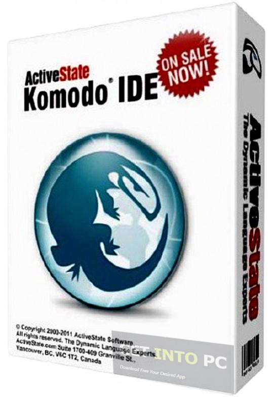 ActiveState Komodo IDE Free Download
