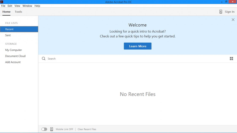 Adobe Acrobat Professional DC v15.16 Multilingual ISO Latest Version Download