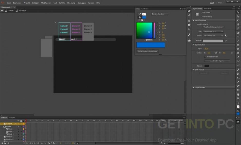 Adobe Animate CC 2017 64 Bit Direct Link Download