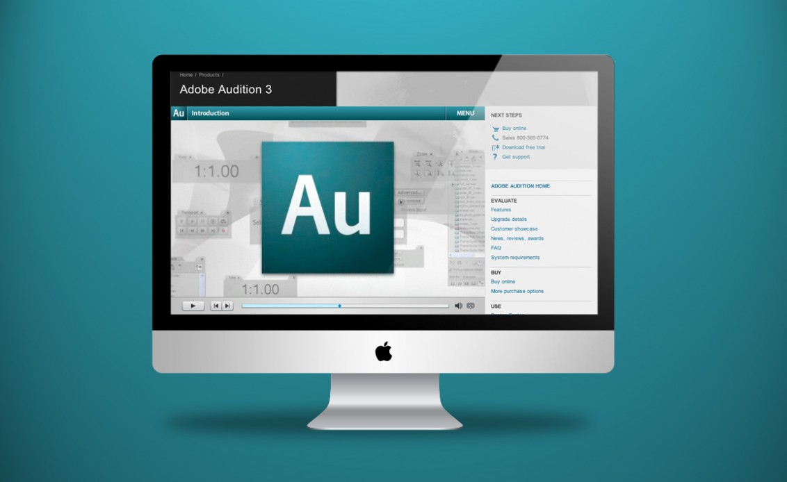 Adobe Audition 3.0 Free Download