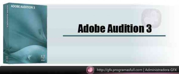 Adobe Audition 3.0 Download Free
