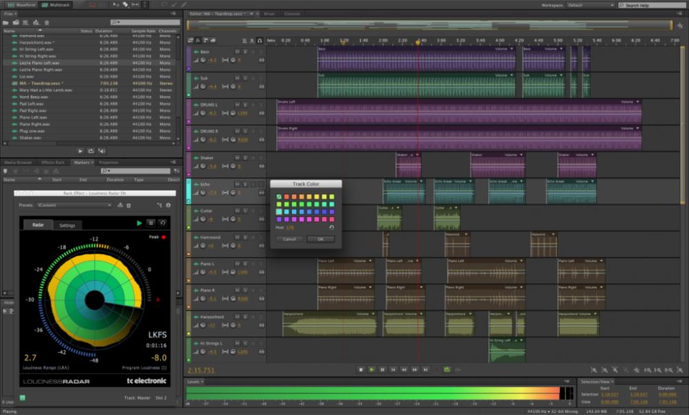 Adobe Audition CC 2015 Latest Version Download