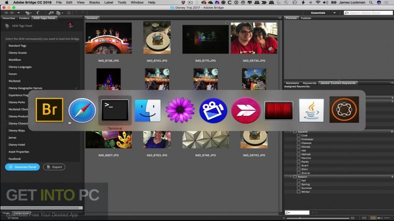 Adobe Bridge CC 2018 Offline Installer Download-GetintoPC.com