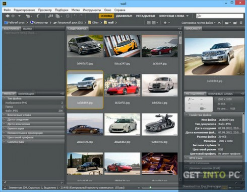 Adobe Bridge CC Free Download