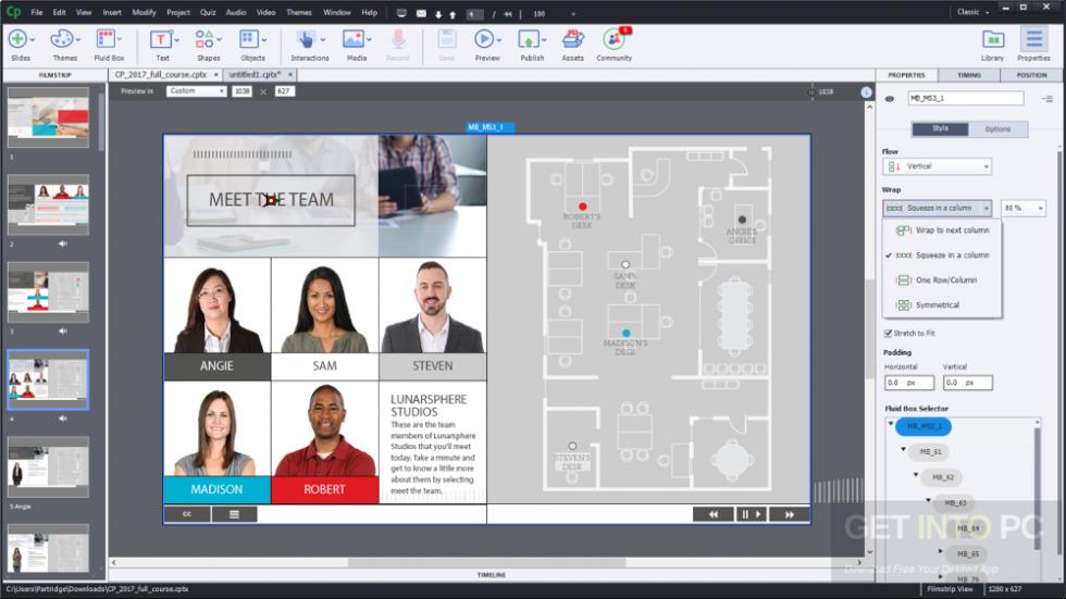 Adobe Captivate CC 2017 Direct Link Download