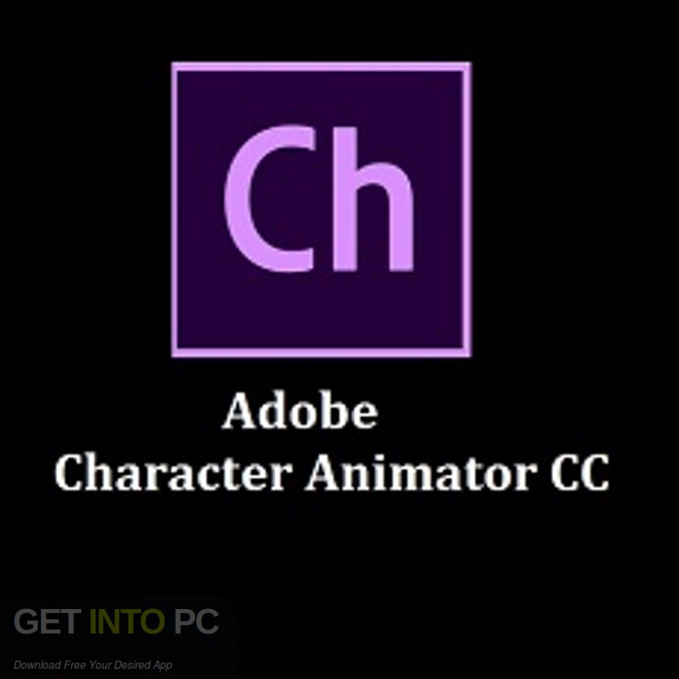 Adobe Character Animator CC 2019 Free Download-GetintoPC.com