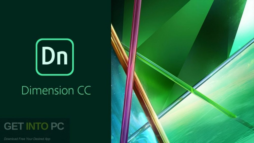 Adobe Dimension CC 2018 Free Download-GetintoPC.com