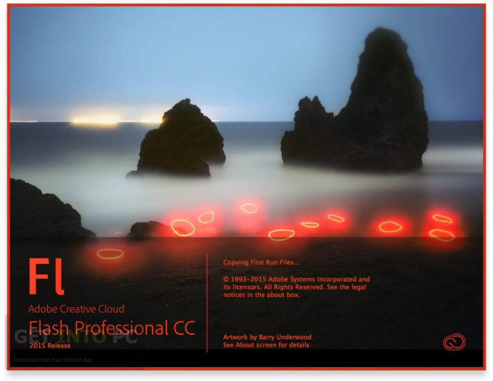 Adobe Flash Professional CC 2015 Free Download