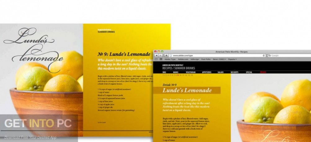 Adobe Font Folio Direct Link Download-GetintoPC.com