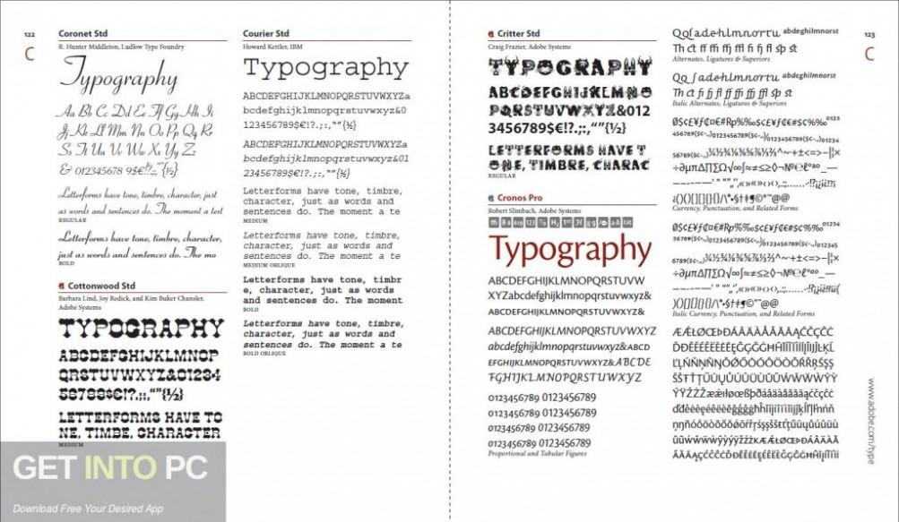 Adobe Font Folio Latest Version Download-GetintoPC.com