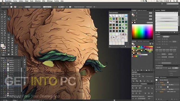 Adobe Illustrator 2018 for Mac Direct Link Download-GetintoPC.com