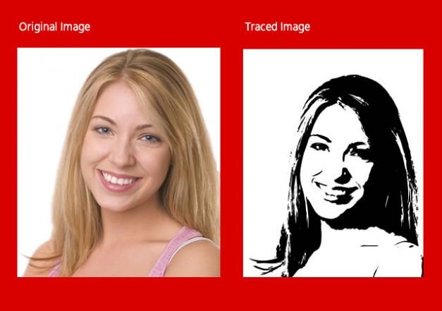 Adobe Illustrator CS6 Image Tracing