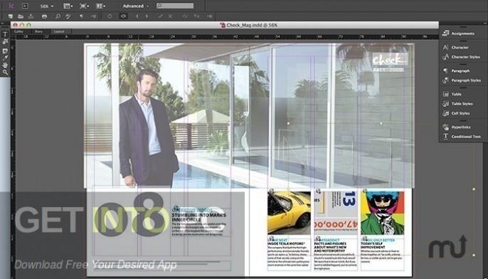 Adobe InCopy CC 2019 Direct Link Download-GetintoPC.com