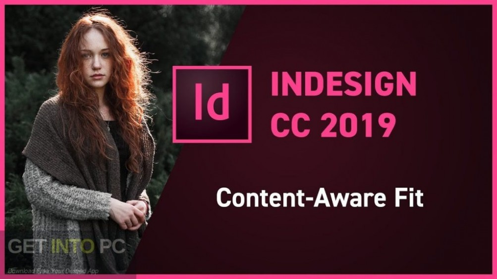 Adobe InDesign CC 2019 Free Download-GetintoPC.com