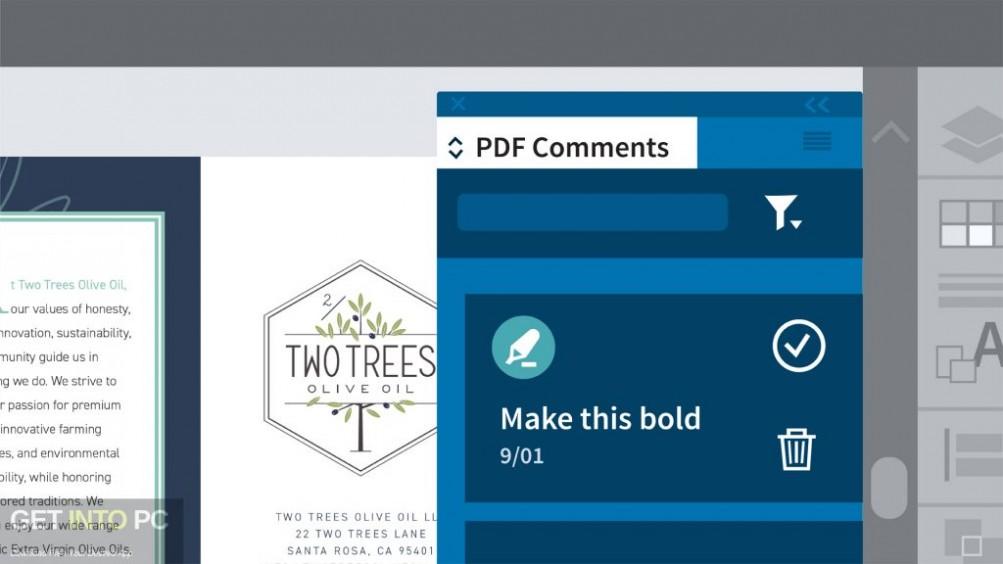 Adobe InDesign CC 2019 Offline Installer Download-GetintoPC.com