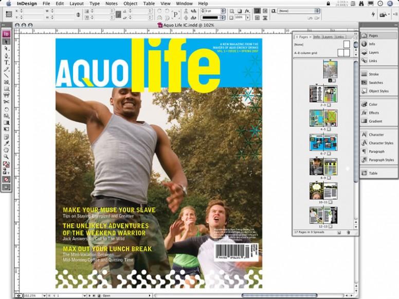 Adobe InDesign CC 9.2 Free Download