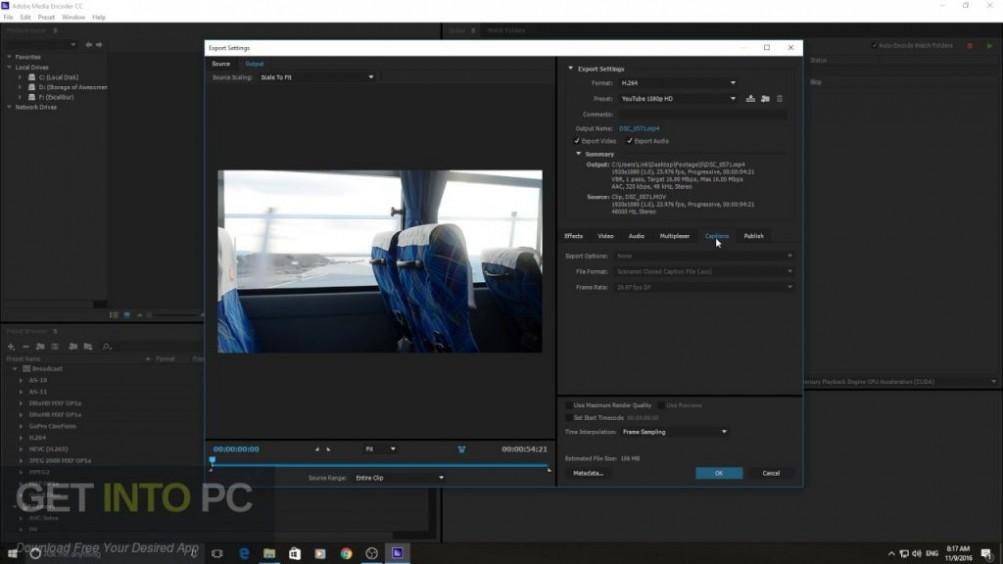 Adobe Media Encoder CC 2019 Offline Installer Download-GetintoPC.com
