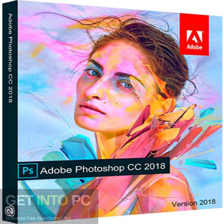 Adobe Photoshop CC 2018 19.1.6.5940 Free Download-GetintoPC.com