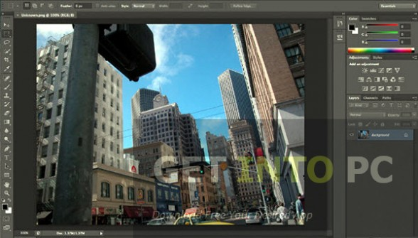 Download Adobe Photoshop CC Lite Setup exe