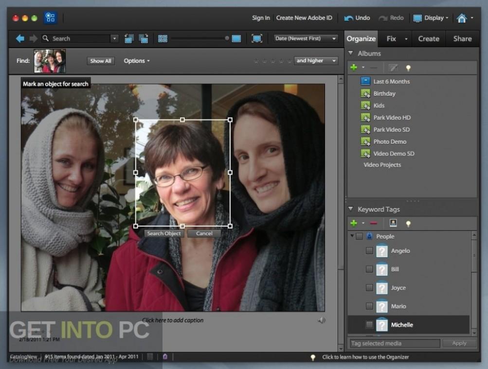 Adobe Photoshop Elements v10 Latest Version Download-GetintoPC.com
