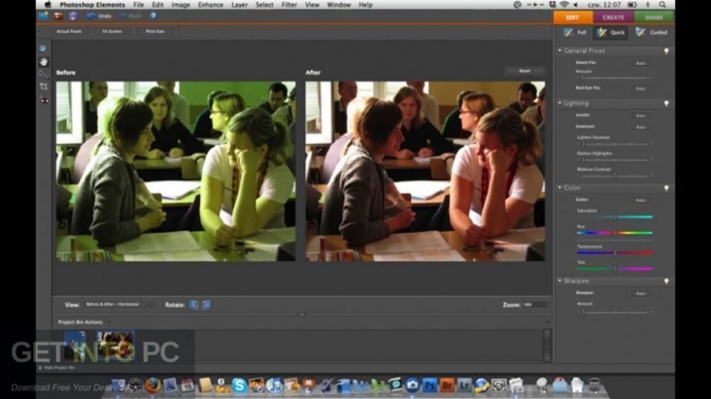 Adobe Photoshop Elements v10 Offline Installer Download-GetintoPC.com