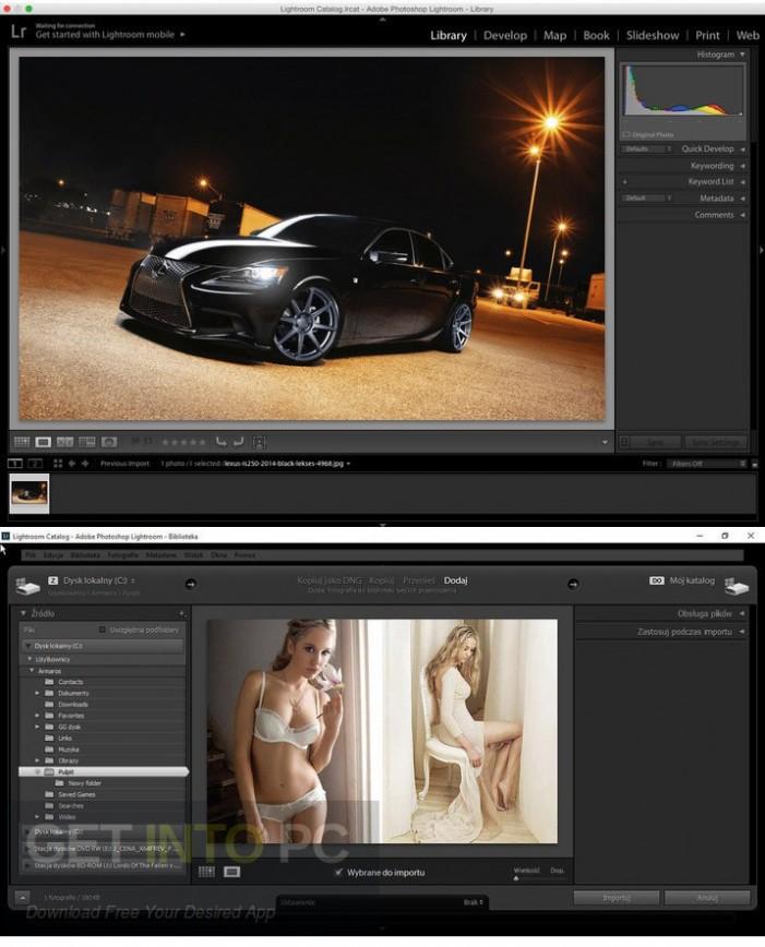 Adobe Photoshop Lightroom 6.10.1 Direct Link Download