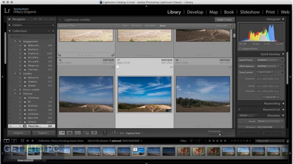 Adobe Photoshop Lightroom Classic CC 2019 Direct Link Download-GetintoPC.com