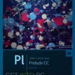 Adobe Prelude CC 2017 Free Download