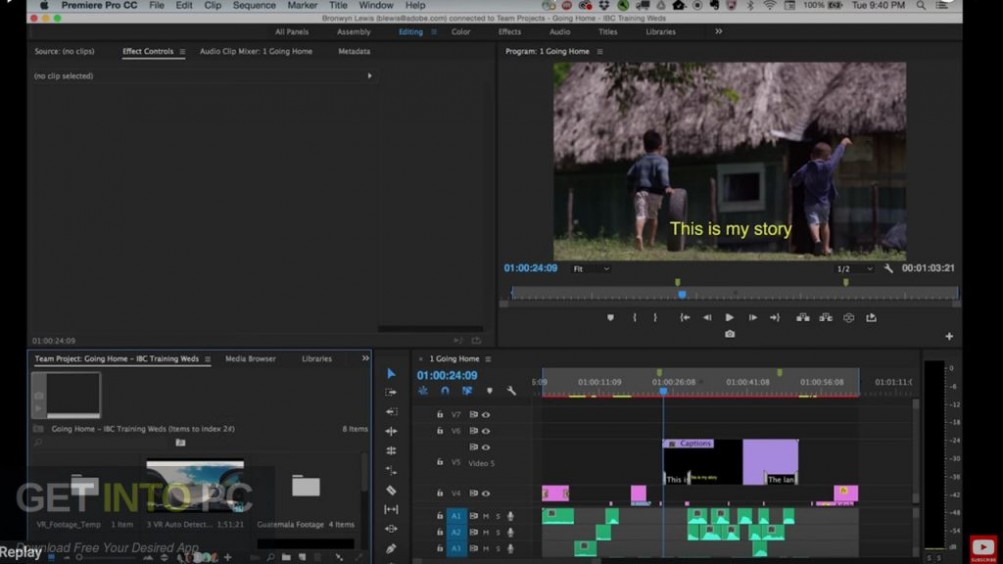 Adobe Prelude CC 2019 Direct Link DOwnload-GetintoPC.com