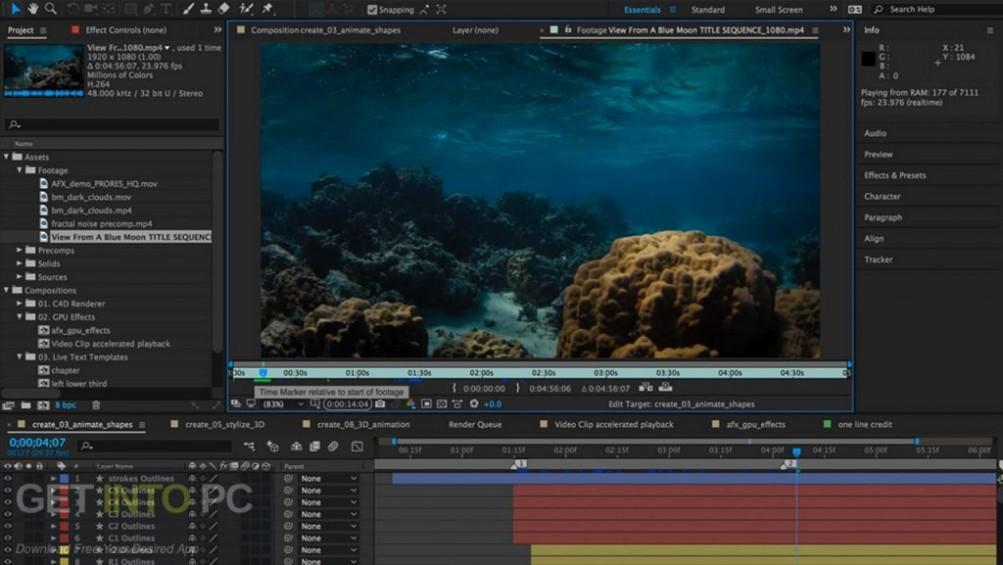 Adobe Prelude CC 2019 Offline Installer Download-GetintoPC.com