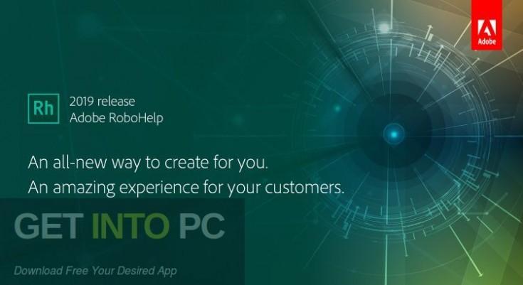 Adobe RoboHelp 2019 Free Download-GetintoPC.com