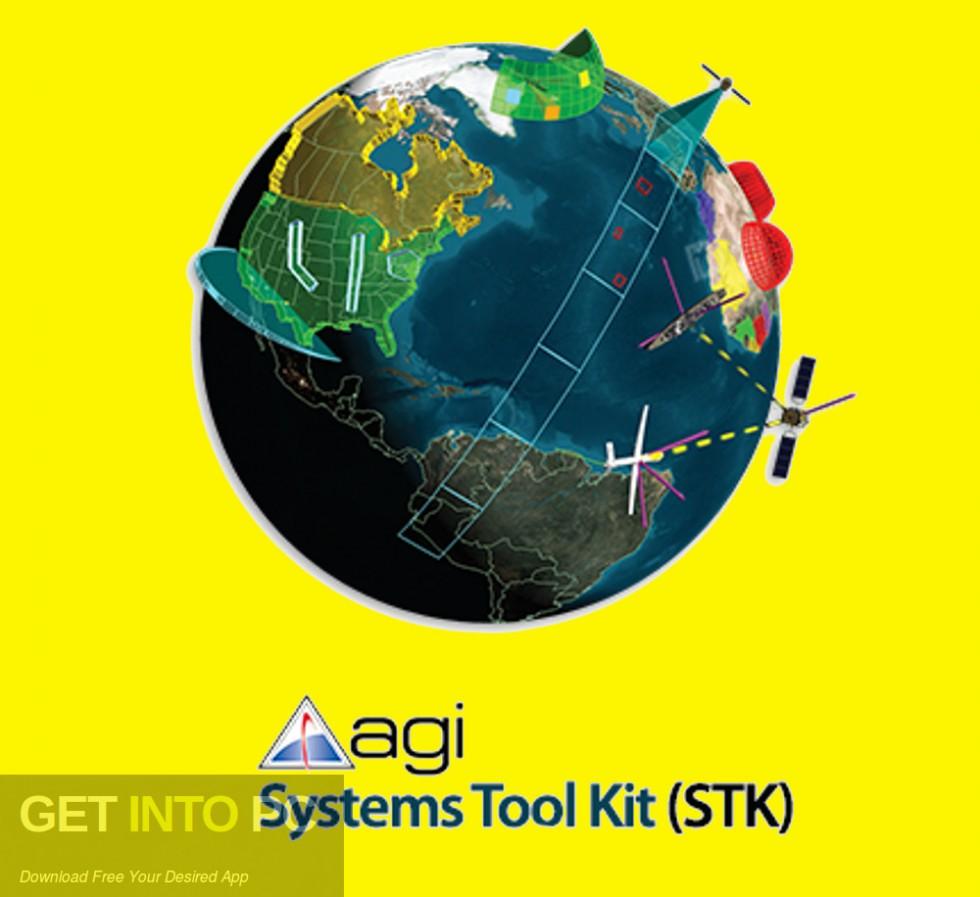 AGI Systems Tool Kit (STK) 11.2 Free Download-GetintoPC.com
