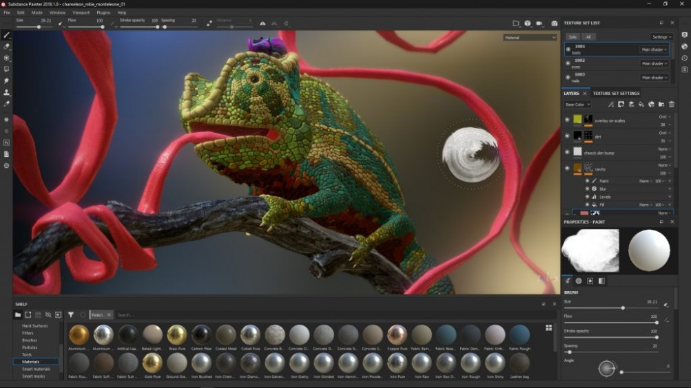 Allegorithmic Substance Painter 2018 Latest Version Download